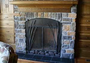 Cattails-fireplace-screen