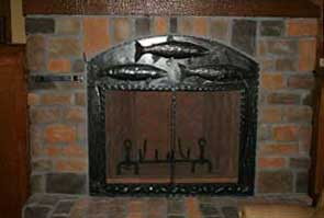 Trout-fireplace-screen